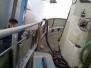 Aluminiumsopstående styrbord