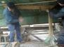 Planke montering