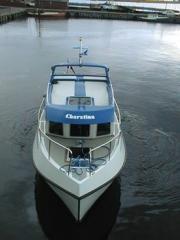 Fritidsbåd, Rødvig 800, Charstina, udført i glasfiber