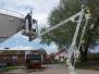 Sunseeker 88 fod på bedding i Klintholm
